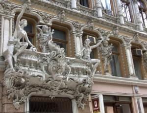 Архитектурная Одесса