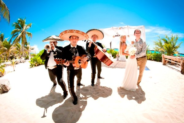 Свадьба в Мексике - Мир Путешествий