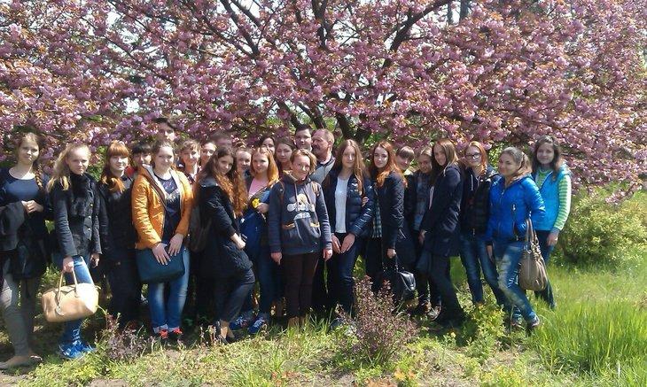 Тур в Одессу в Ботанический сад